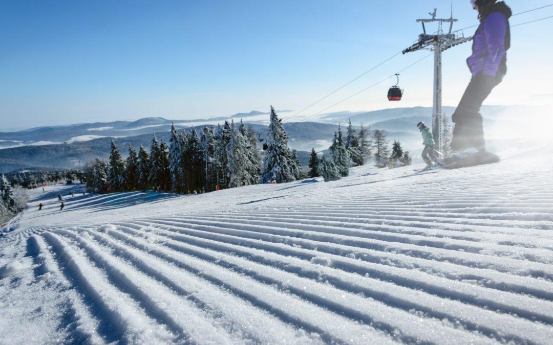 Skiën of schrijven?