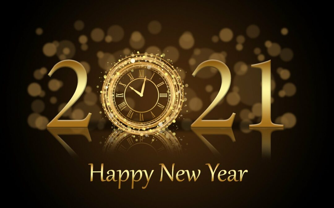 Nieuw jaar, nieuwe plannen!