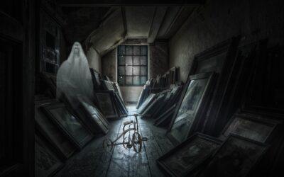 Het spook van de rommelzolder :-)